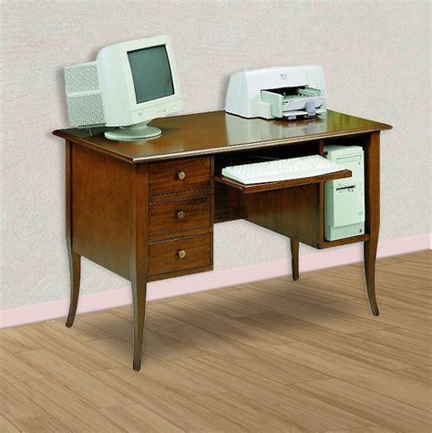 scrivania arte povera prezzi scrivania scrittoio in legno arte povera noce scuro 156