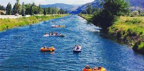 floating season  breathtaking lazy river  bc