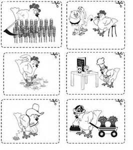 little red hen activities worksheets figure 2 graphics2