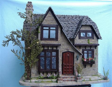Doll Cottage by Dollhouse Cottage Doll Houses Etc