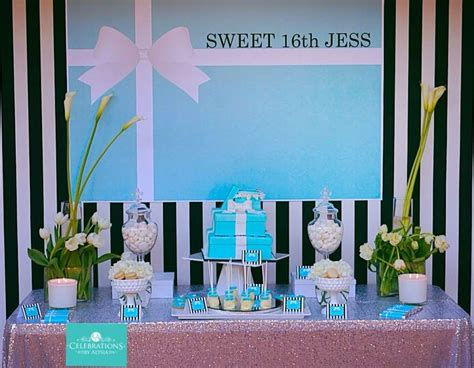 Sweet 16 birthday party ideas photo 3 of 10 catch my party