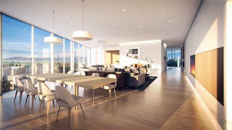 development room gallery of richard meier designs two tower residential development for bogota 6