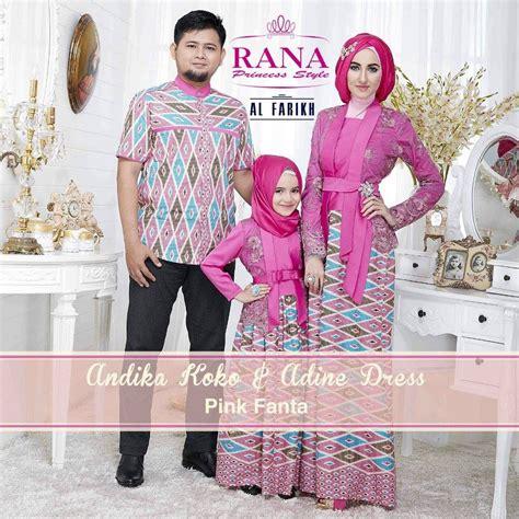 Gamis Lebaran gamis baju batik modern design bild