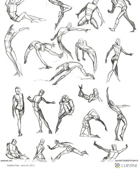 Drawing References Poses by 25 Best Ideas About Movement On Anatomy