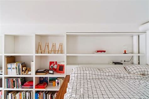 small room with high celings small apartment with hidden rooms and high ceilings