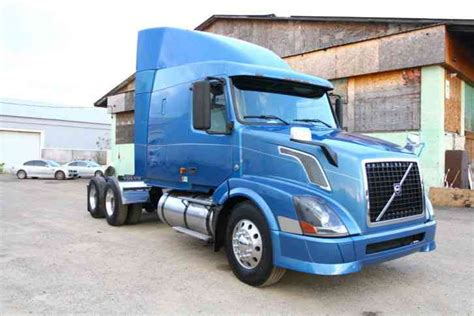 2007 volvo truck volvo vn 2007 sleeper semi trucks