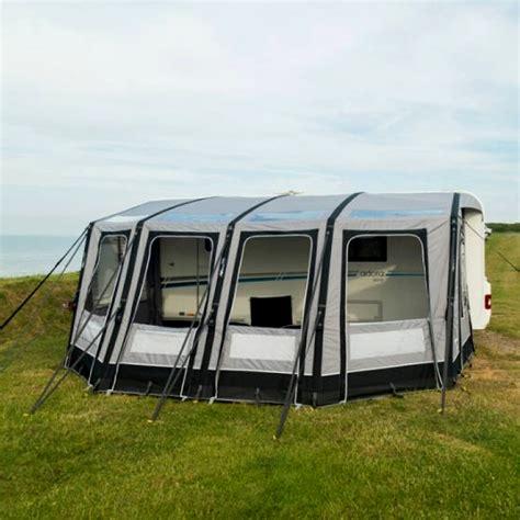 caravan awnings outlet vango kalari 520 inflatable caravan awning leisure outlet