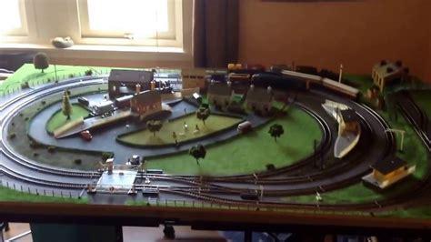hornby layout youtube hornby trakmat model railway 00gauge 8 youtube