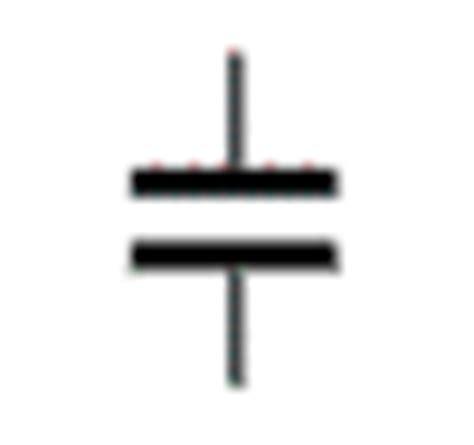 capacitor no polarizado definicion definici 243 n de capacitores o condensadores