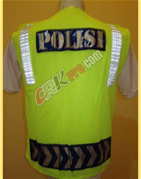 Baju Vest Polis rompi polisi reflektor rompi safety