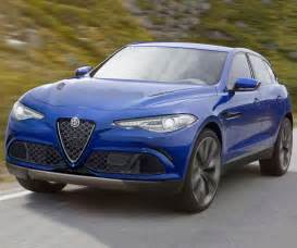 Alfa Romeo Sv 2017 Alfa Romeo Stelvio Debuted In La With Release Date