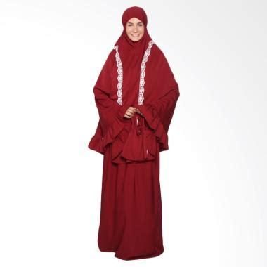 Mukena Asyifa By Yonna Collection jual mukena katun dll model terbaru harga murah blibli