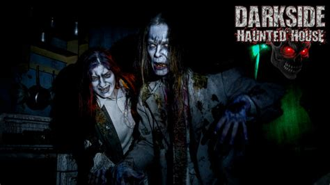 dark side haunted house darkside haunted house