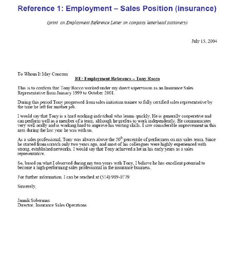 reference letter template for employee recommendation letter for church member best template