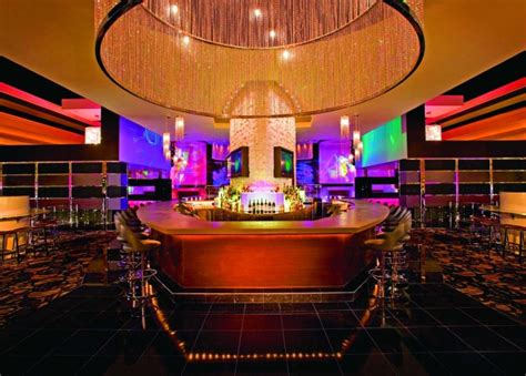 bar on top of mandalay bay the world s most futuristic bars