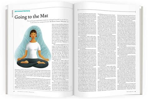 Going To The Mat by Going To The Mat Dartmouth Alumni Magazine