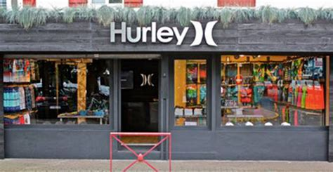 hurley by see and buy store hurley opens boardshort specialty store in hossegor
