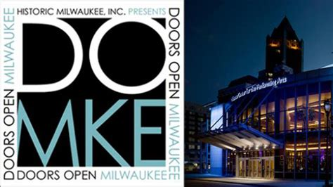 Doors Open Milwaukee by Doors Open Milwaukee 2015