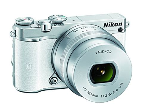 nikon 1 j5 mirrorless digital w 10 30mm pd zoom lens white buy in uae photo