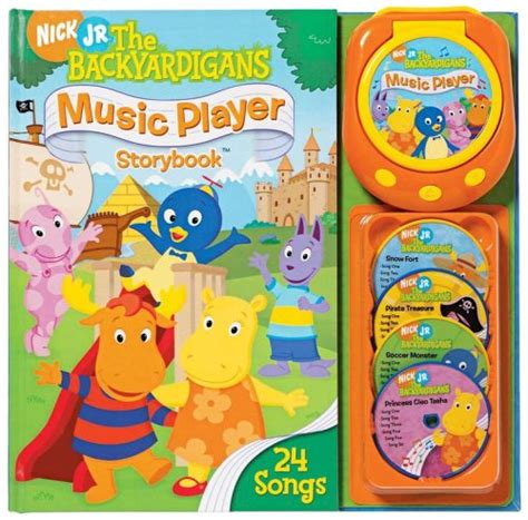 Backyardigans Songs Compare Backyardigans Player Storybook Vs Time For
