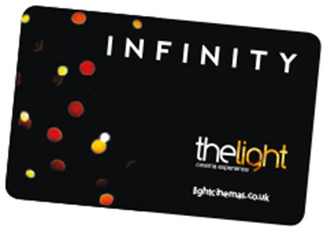 how to make an infinity card the light infinity