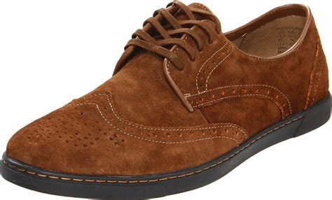 whats a hush puppy hush puppies 174 carver oxfords in brown for root lyst