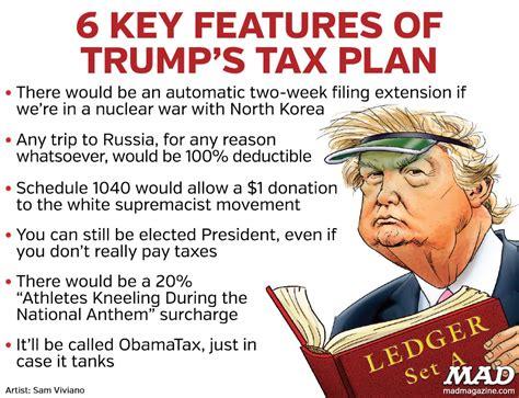 trump tax reform saturday morning political cartoon thread politics