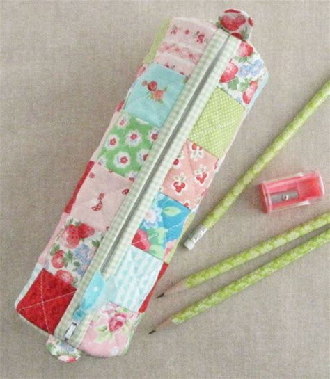 Patchwork Pencil Pattern - pretty by is open pretty by