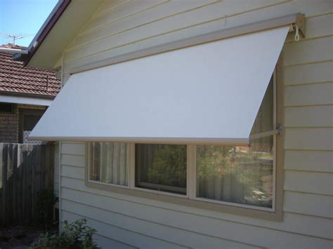 Front Door Canvas Awnings Drop Arm Awnings