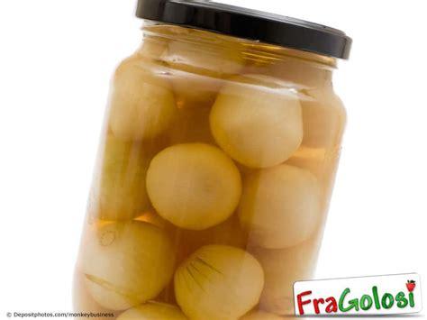 dispensa dizionario cipolline sott aceto ricetta di fragolosi it