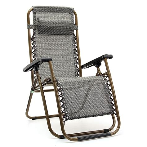 Outdoor Folding Recliner by Specification