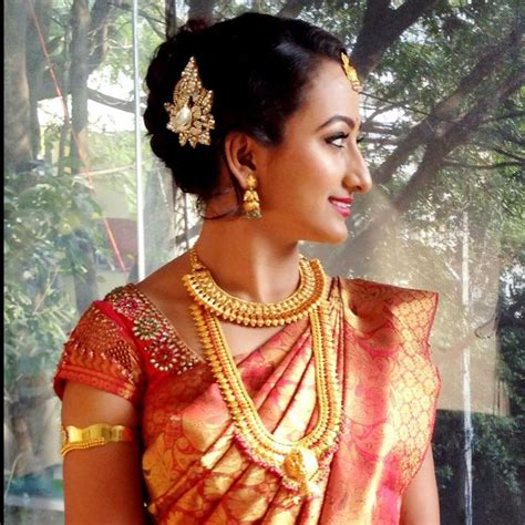 hairstyles for south indian reception the gallery for gt south indian bridal hairstyles for