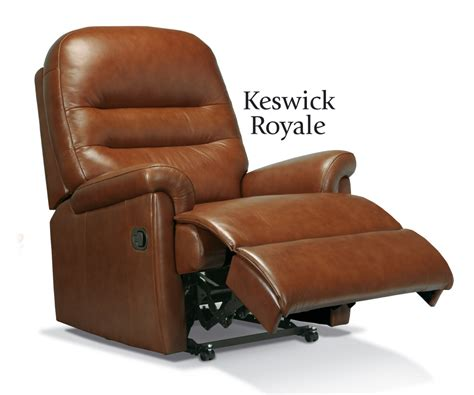 electric recliner chair manual sherborne keswick hide royale recliner chair manual or electric option manual reclining