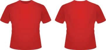 red t shirt artee shirt