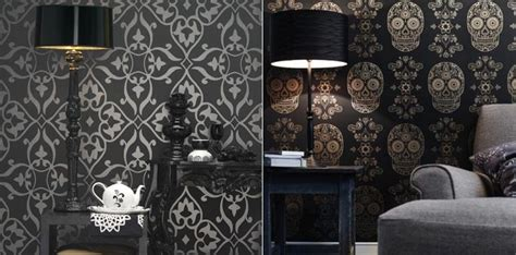 gothic room wallpaper  wallpapersafari