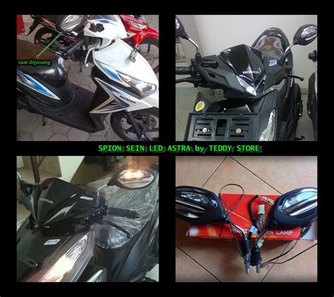 Ready Spion Rr Original jual spion sein led honda vario cw cw fi cbs series