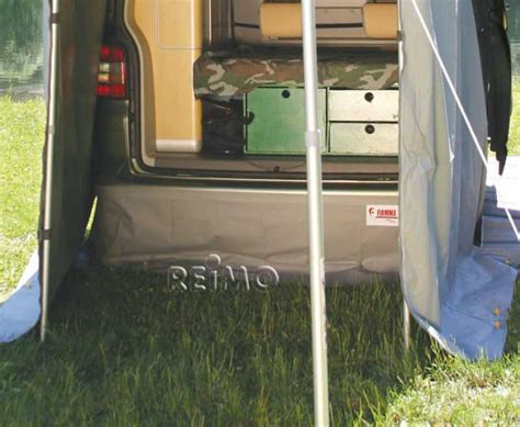 Drive Away Motorhome Awnings Wind Deflector Vw T5 Rear Door 434384 Reimo Com En