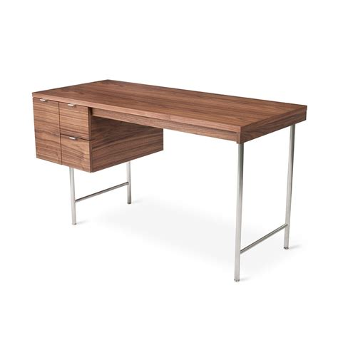 Bureau Desk Modern Conrad Desk Home Office Gus Modern