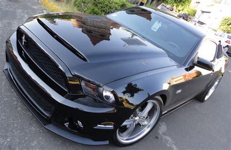 black mustang gt500 ford mustang gt500 black mamba 2010 2014