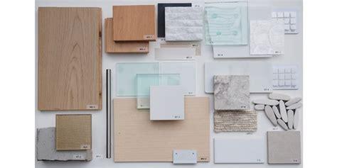 palette material board shift architecture interiors