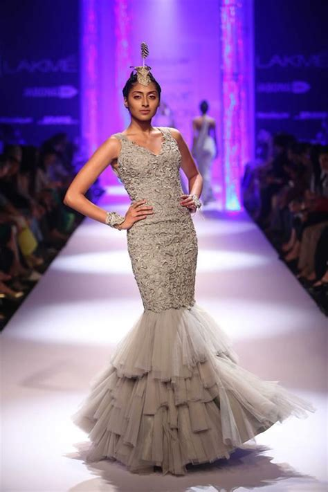 Azure Wedding Concept Review by Lakme Fashion Week Winter 2014 Shantanu Nikhil