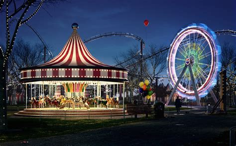 The Carnival Of by The Carnival By Kulayan3d On Deviantart