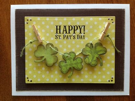 S Day Cards Handmade - handmade st s day card st s day
