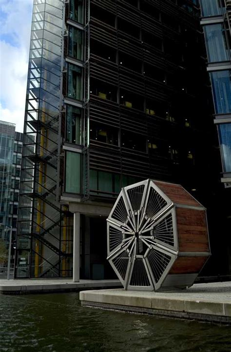 Home Design Studio Furniture Rolling Bridge London Paddington Basin Architect E