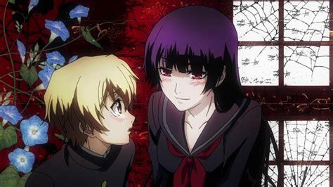 dusk maiden of amnesia dusk maiden of amnesia review anime rice digital