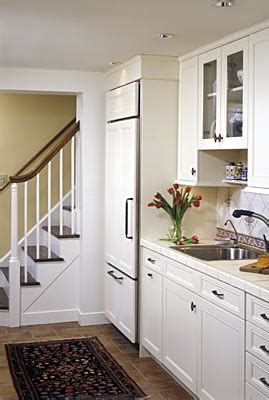 white kitchen appliances coming back refrigerators