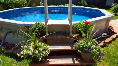 backyard above ground pools modern backyard backyard designs with above ground pool