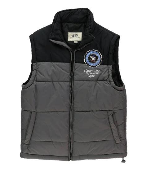 puffer vest ecko unltd mens juvie puffer vest mens apparel free shipping on all domestic orders