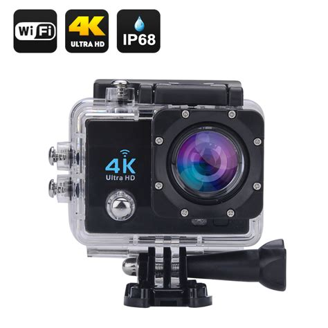 Sale Sportcam Wifi 4k Kamera Sport Wifi 4k Hd1080 Remote wi fi 4k waterproof sports ca end 9 27 2018 6 28 pm