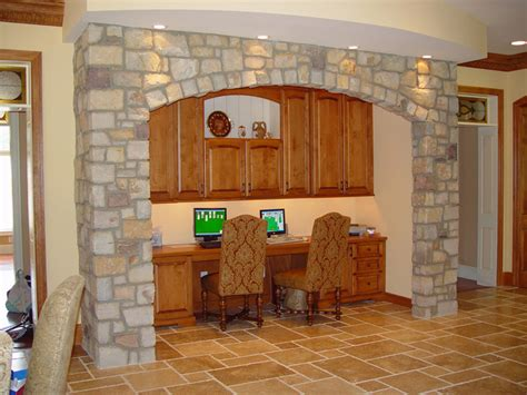 arch design inside home interior designs interior stone veneer arch stone pillar